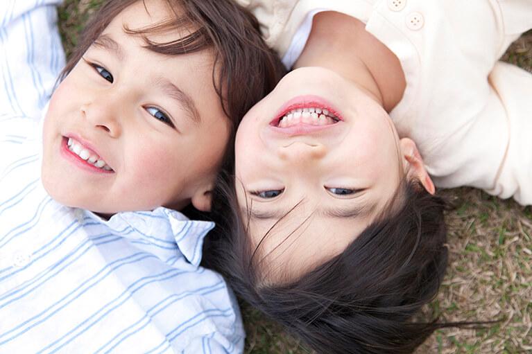 10代の萌出途中の歯にも対応(アライナー型の矯正装置・ティーン)